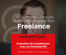 evenement freelance : reseaux sociaux