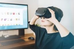 réalité virtuelle métier